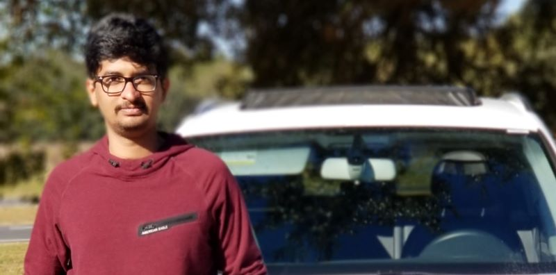 STUDENT HIGHLIGHTS: ABHISHEK JARIWALA, LEAD WEB DEVELOPER