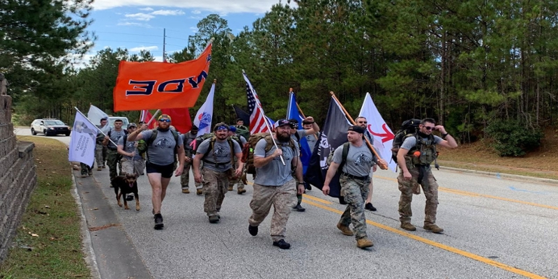 OPERATION IRON RUCK: JOINING FORCES TO COMBAT VETERAN SUICIDE HELP