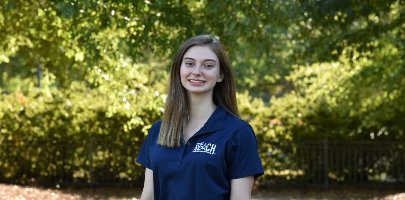 STUDENT HIGHLIGHTS:  ALLISON TIDWELL, RESEARCH TEAM