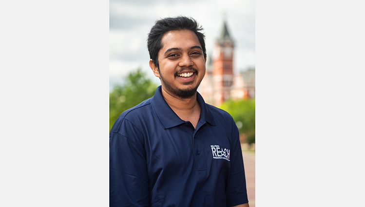 STUDENT HIGHLIGHTS: BIBHAV BHATTARAI, WEB DEV TEAM
