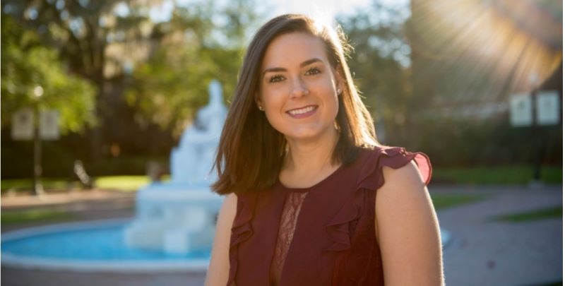 STUDENT HIGHLIGHTS: HALEY SHERMAN, RESEARCH TEAM